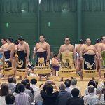 大相撲 高知安芸場所