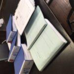 法定書類のチェック